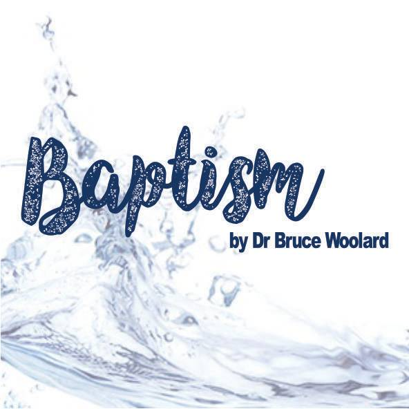 Is Water Baptism for Today?